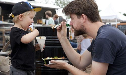 Culinaire hoogstandjes op wielen in Gouda