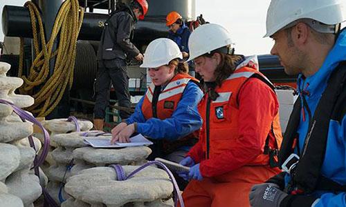 Natuurherstelproject met aanleg van oesterbank en 3-D geprinte riffen in de Noordzee