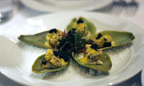 Zijn oesters vegan?